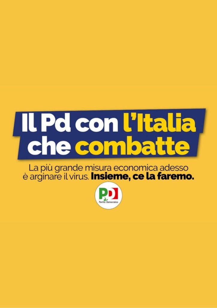 Il PD con l'Italia